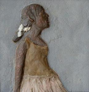 Emmanuelle Siary, PETITE DANSEUSE DE DEGAS (2008 - Terre cuite)